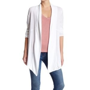 Splendid Thermal Open Cardigan